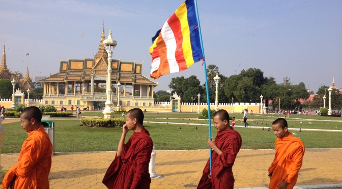 IMNSJ – Monks Demand Minister to Step Down